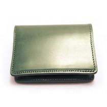 ブライドルレザー 2つ折り財布