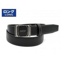 35mm  スライドバックルベルト【ロングサイズ】