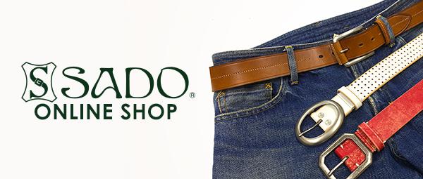 SADO公式オンラインショップ